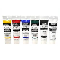 Liquitex Classic Heavy Body Studio Acrylic