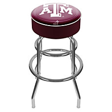 Trademark Global Padded Bar Stool Texas