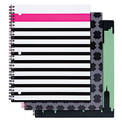 Divoga Spiral Notebook City Limits Collection