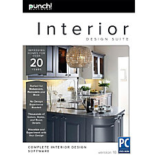Encore Punch Interior Design Suite V18
