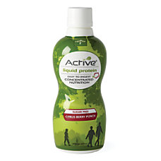 Active Liquid Protein Nutritional Supplements Citrus
