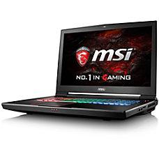 MSI GT73VR Titan Pro 4K 200