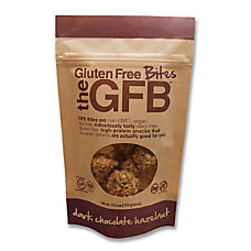 GFB The Gluten Free Bites Dark