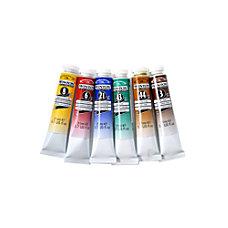 Winsor Newton Winton Oil Color Intro