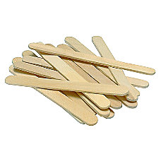 Pacon Wood Craft Sticks 4 14