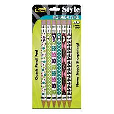 Zebra Style 2 Mechanical Pencils 07