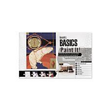 Liquitex Basics Acrylics Paint It Set