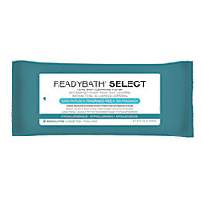 ReadyBath SELECT Medium Weight Cleansing Washcloths