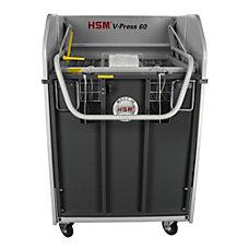 HSM V Press 60 Manual Baling