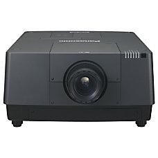 Panasonic PT EX16KU LCD Projector 720p