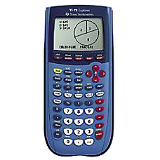 Texas Instruments TI 73 Explorer Graphing