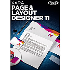 Xara Page Layout Designer 11 Download