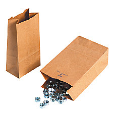 Office Depot Brand Hardware Bags Kraft