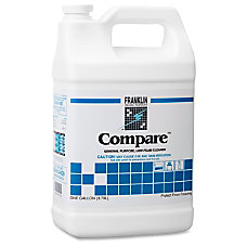 Compare Floor Cleaner 1 Gallon
