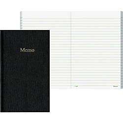Rediform Flexible Cover Ruled Memo Book