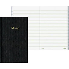 Rediform Blueline Memo Book 50 Sheets