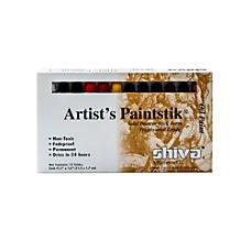 Shiva Artists Paintstik Oil Color Set