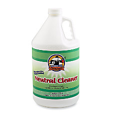 Genuine Joe Concentrated Citrus Neutral Cleaner