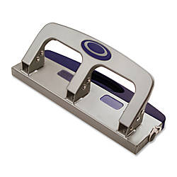 OIC Deluxe Standard 3 Hole Punch