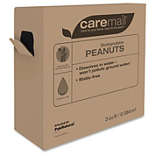 Caremail Peanuts with Dispenser Box Static