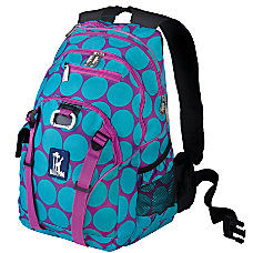 Wildkin Serious Backpack With 15 Laptop