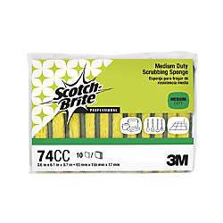 Scotch Brite Medium Duty No 74CC