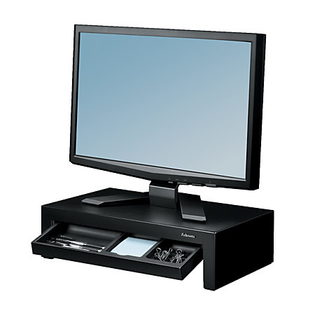 Fellowes Designer Suites Height Adjustable Monitor Riser