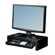 Fellowes Designer Suites Height Adjustable Monitor