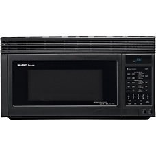 Sharp R1875T Microwave Oven