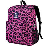 Wildkin Crackerjack Backpack Pink Leopard