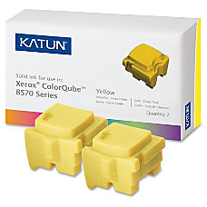 Katun 39395979940103 Color Ink Sticks Yellow