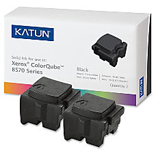 Katun 39395979940103 Color Ink Sticks Black