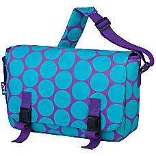 Wildkin Jumpstart Messenger Bag With 15