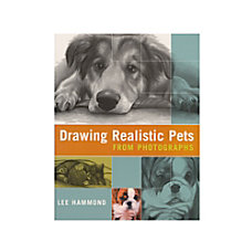 North Light Drawing Realistic Pets From