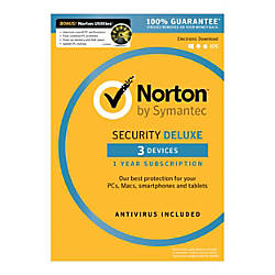 Norton Security Deluxe Plus Norton Utilities