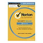 Norton Security Deluxe Plus Norton Utilities