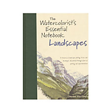North Light The Watercolorists Essential Notebook