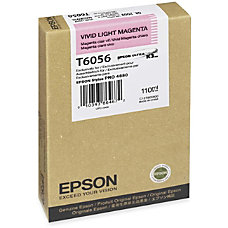Epson Vivid Light Magenta Ink Cartridge