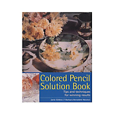 North Light Colored Pencil Solution Book