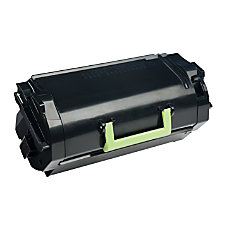 Lexmark 620HA High Yield Black Toner