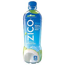 Zico Natural Coconut Water 169 Oz