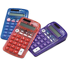 Learning Advantage Student Calculators Pack Of
