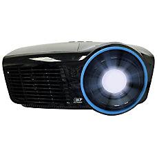 InFocus IN3136a DLP Projector 720p HDTV