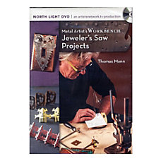 North Light Metal Artists Workbench Book