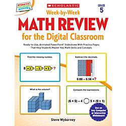 Scholastic Teacher Resources Week By Week