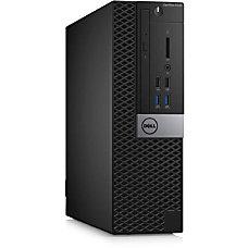 Dell OptiPlex 5040 Desktop Computer Intel