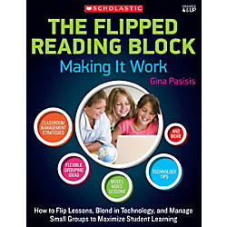 Scholastic The Flipped Reading Block Making