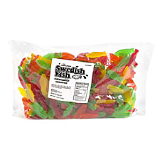 Swedish Fish Assorted Gummy Candies 5