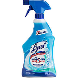 Lysol Power Free Bathroom Cleaner With