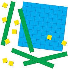 Carson Dellosa Base 10 Blocks Curriculum